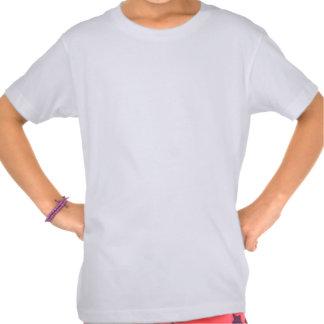 Style d université du football d amour t-shirt