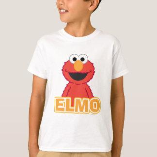 Style de classique d'Elmo T-shirt