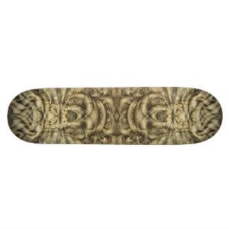 Style d'Indien de planche à roulettes Skateboards Customisés