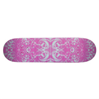 Style d'Indien de planche à roulettes Plateaux De Skateboards