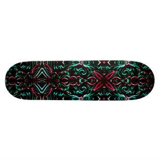 Style d'Indien de planche à roulettes Skateboards