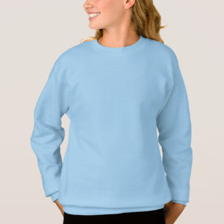 Style: Girls' Hanes  earth-friendly crewneck Sweatshirt