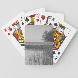 Style joint poker deck