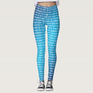 Style: Leggings – Blue Digital Leggings