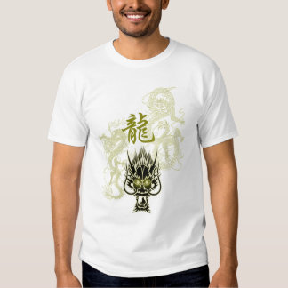 Style of Black Dragon Tee Shirt
