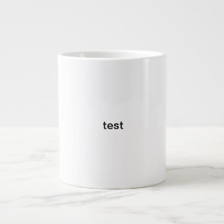 style only test extra large mugs