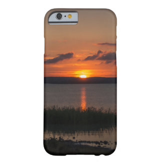 Style sunsets barely there iPhone 6 case
