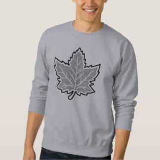 Style vintage canadien CANADA de feuille d'érable Sweatshirt