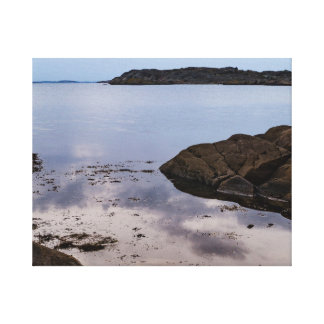 Style water canvas print