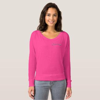 Style: Women's Bella+Canvas Flowy Off Shoulder Shi T-shirt