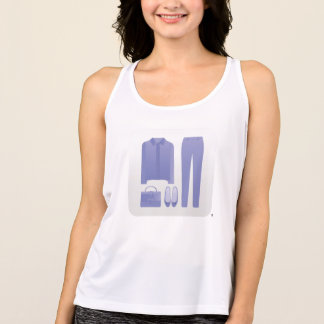 Stylebook® Icon Workout Tank