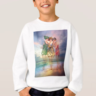 STYLES MAY COME AND GO BUT GOOD FRIENDSHIPS LAST.j Sweatshirt