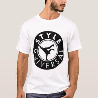 Styleuniversal BBOY bullet T-Shirt