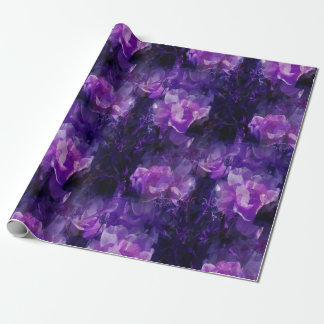 Stylin' Purple... Wrapping Paper