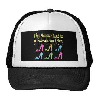 STYLISH ACCOUNTANT SHOE LOVER DESIGN TRUCKER HAT