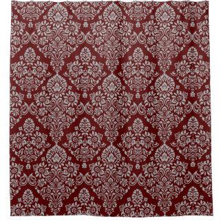 Stylish and Elegant Damask Pattern