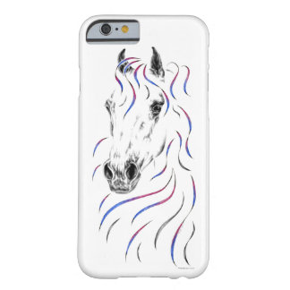 Stylish Arabian Horse Barely There iPhone 6 Case