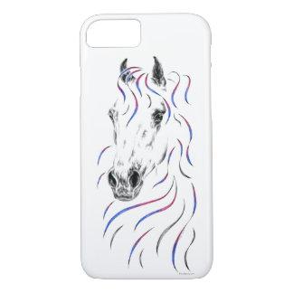 Stylish Arabian Horse iPhone 8/7 Case