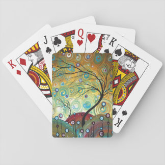 Stylish Art Playing Cards
