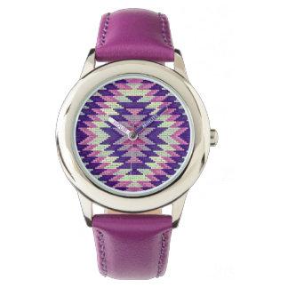 Stylish Aztec design Wrist Watches