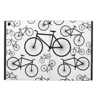 Stylish Bicycle Collage iPad Air Cover