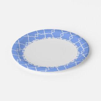 Stylish-Blue-Everyday-Celebrate-Multi-Use Paper Plate