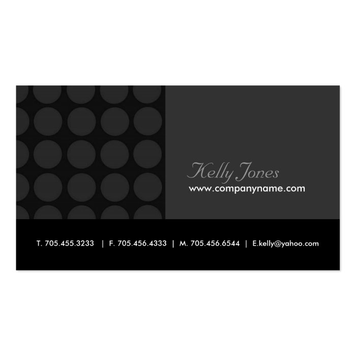 Stylish Business Cards