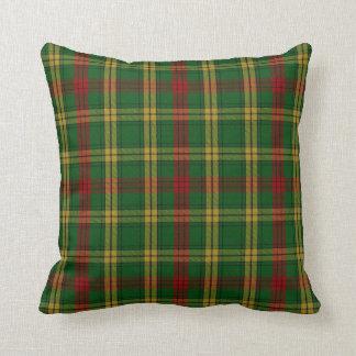 Stylish Clan MacMillan Tartan Plaid Pillow