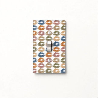 Stylish Colourful Lips #17 Light Switch Cover