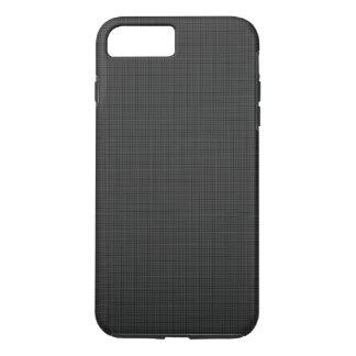Stylish Dimensional Black Squares iPhone 7 Plus Case