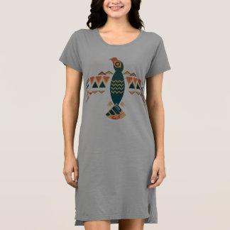 Stylish Eagle Spirit Women's Dress