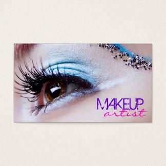 Stylish Eye Shadow - Makeup Artist Business Card