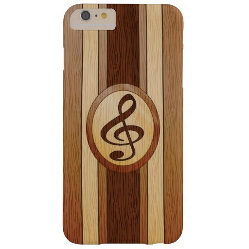 where is my iphone backup stylish faux wood treble clef inlay barely there iphone 6 18241