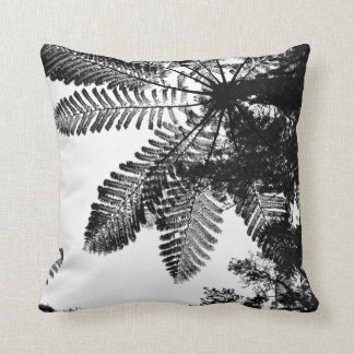 Stylish Fern and Flora Cushion