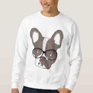 Stylish french bulldog sweatshirt