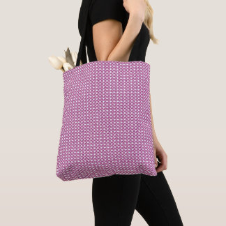 Stylish-Gems_Fabric_Pink-Plum_Totes-Bags_Multi-Sz Tote Bag