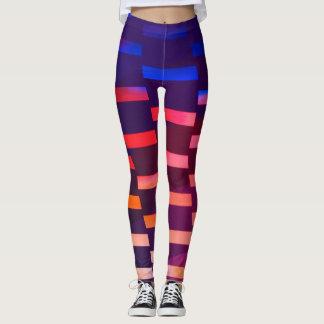 Stylish Geometric - Leggings
