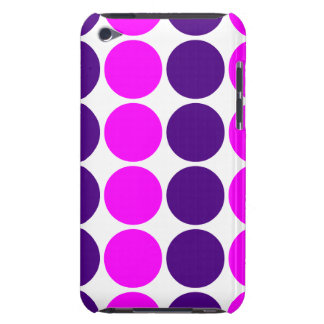 Stylish Gifts for Girls : Pink & Purple Polka Dots iPod Touch Covers