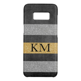 Stylish Glitter with Monogram Case-Mate Samsung Galaxy S8 Case