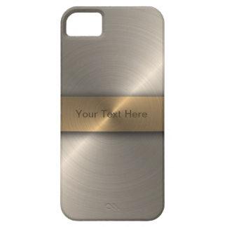 Stylish Gold iPhone 5 Covers