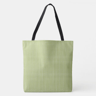 Stylish-Green-Gems_Fabric-Totes-Bags_Multi-Sz Tote Bag