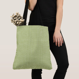 Stylish-Green-Gems_Fabric-Totes-Bags_Multi-Sz Tote Bag
