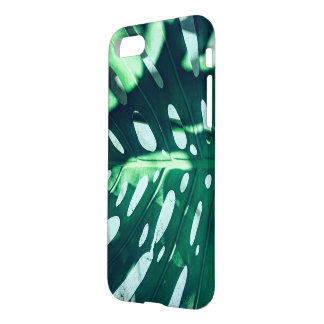 Stylish Green Leaf IPhone 8/7 Case Cover