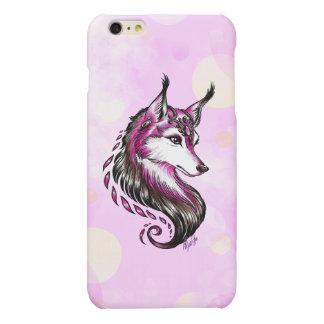 Stylish Hand Drawn Wolf iPhone 6/6s PLUS Slim Case