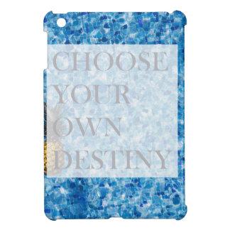 Stylish holiday beautiful quote iPad mini covers