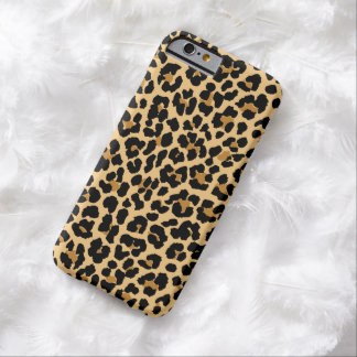 Stylish Leopar Print Pattern iPhone Case