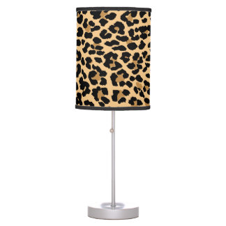 Stylish Leopard Print Lamp