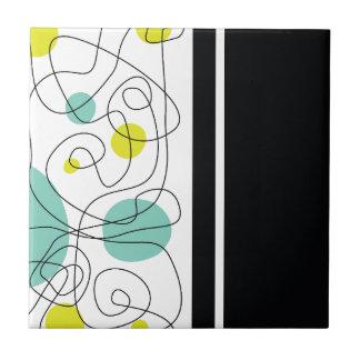 Stylish Lines Tile