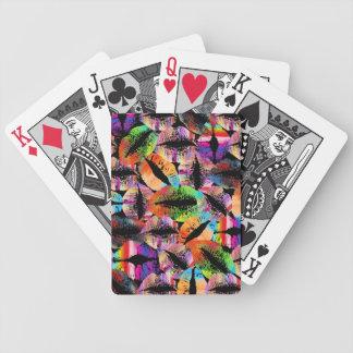 Stylish Lips #14 Poker Deck