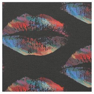 Stylish Lips #6 Fabric